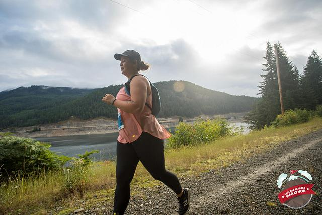 Cascade Express Marathon 2019