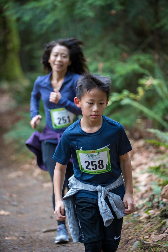 Grand Ridge Trail Run 2019