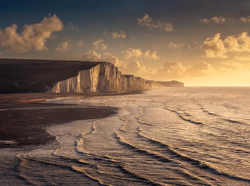 Seven Sisters morning