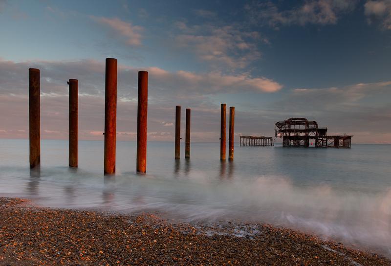 West Pier Iron
