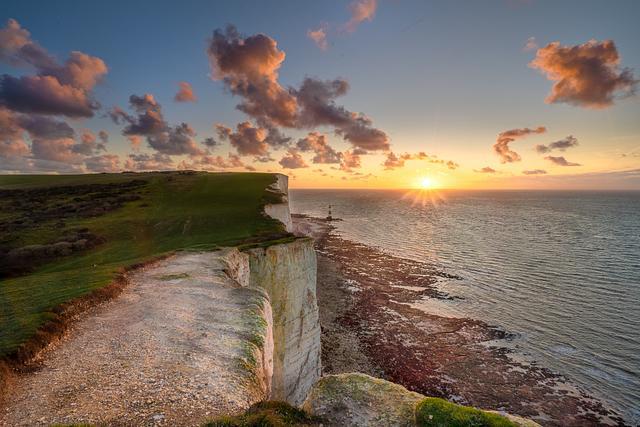 Beachy Head sunrise