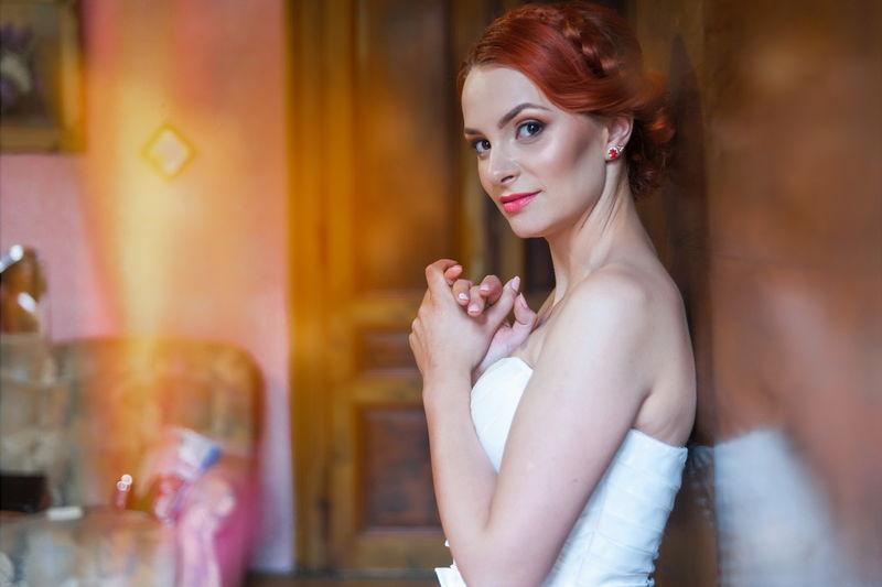 Fotografie de nunta cu mireasa
