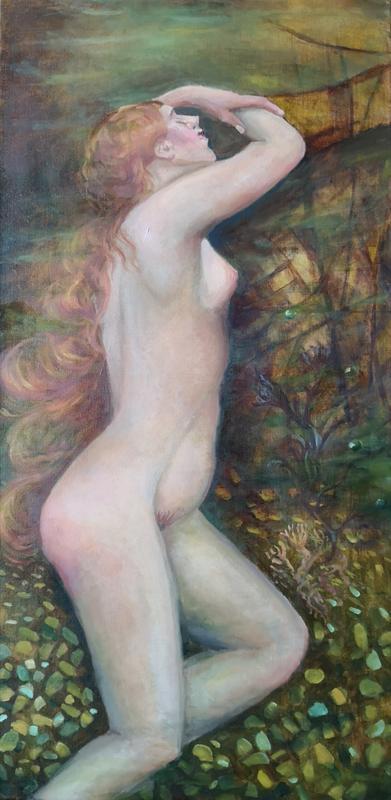 Irene Lafferty, Landscape and Figure Painter