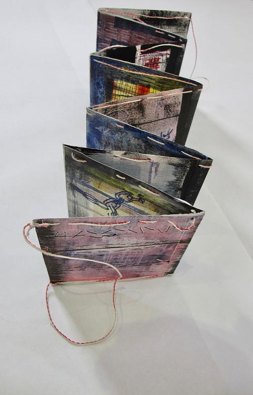 Twine 1 -  Artist Book