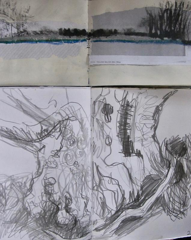 Dunsland sketchbook