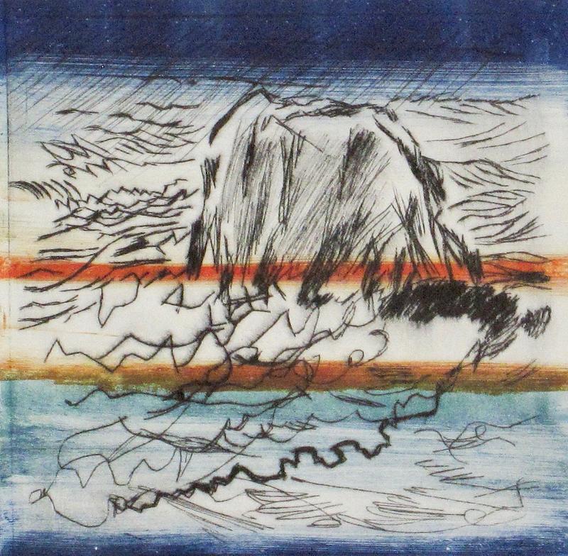 Black Rock High Tide (blue)