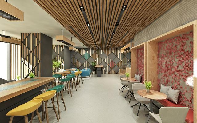 SiteGround Restaurant & loby