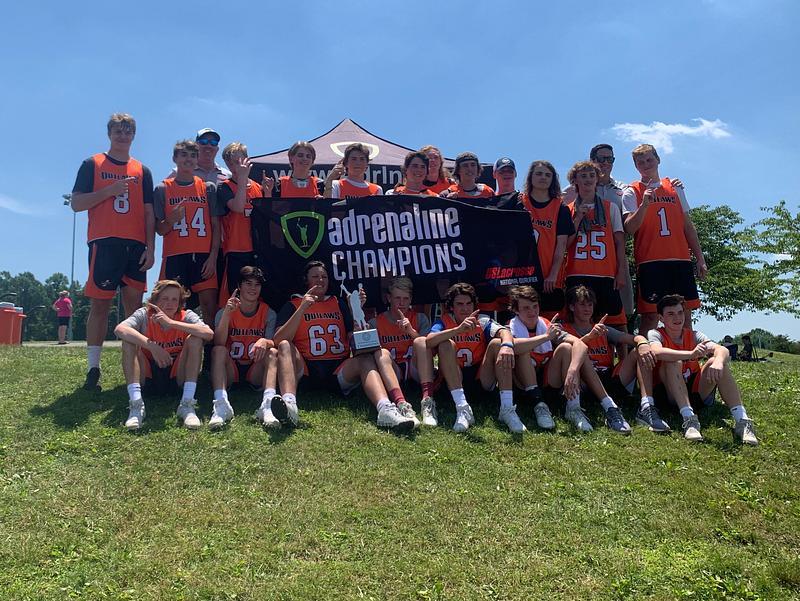 Outlaws 2022 2019 ADRLN Summertown & Liberty National Elite Invitational