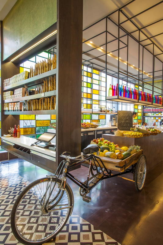 Architectural & Hotel photography of Andaz, Hyatt Hotel, Aerocity, New Delhi, India