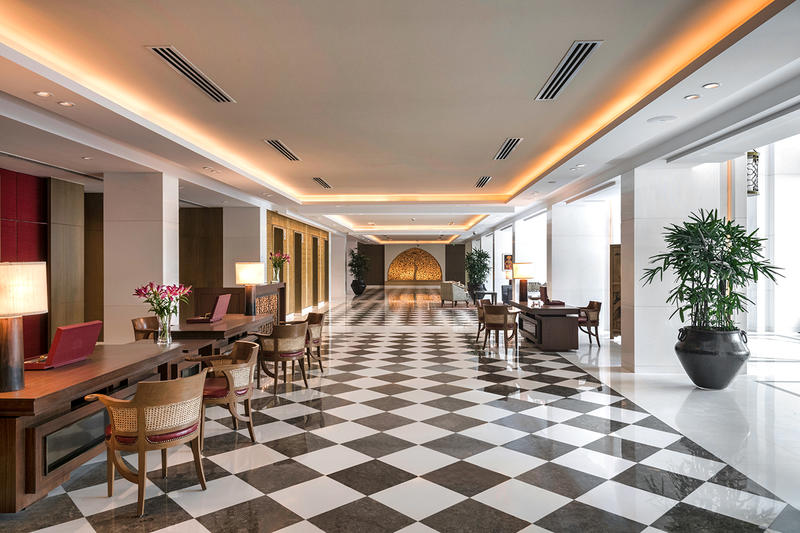 Architectural & Hotel photography of Oberoi Hotels and Resorts, Delhi, India