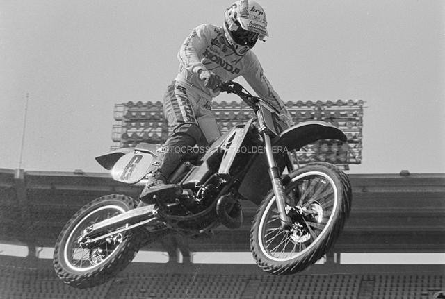1984 Anaheim SX - C