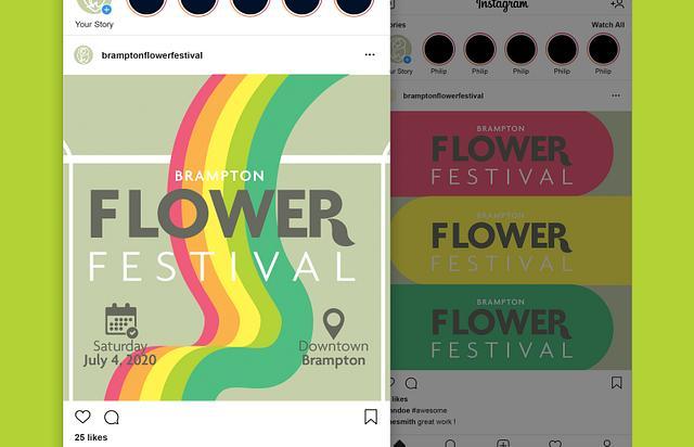 Brampton Flower Festival