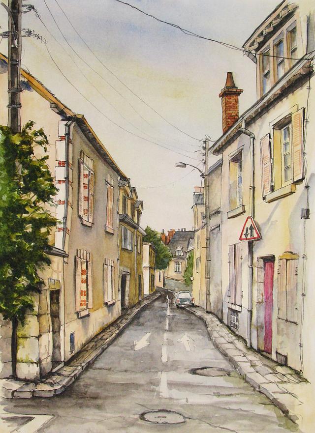 Rue de Foix