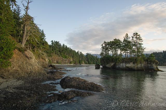 Crescent Bay, Salt Creek Washington USA