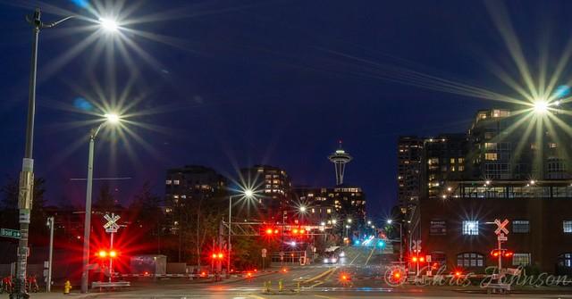Space Needle, Seattle Washington