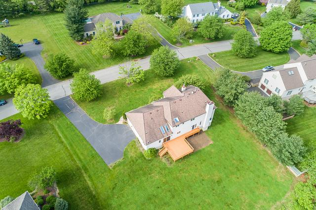 Drone photography in Holmdel NJ by a Real Estate photographer