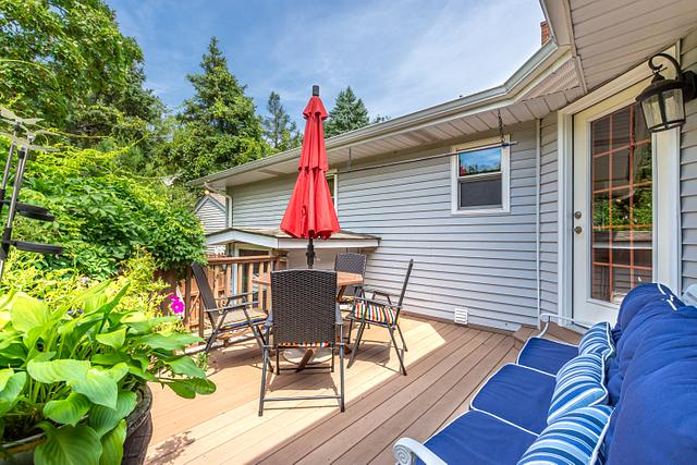 North Edison Home - deck