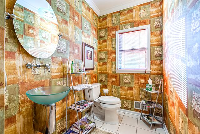 property photographer - bathroom