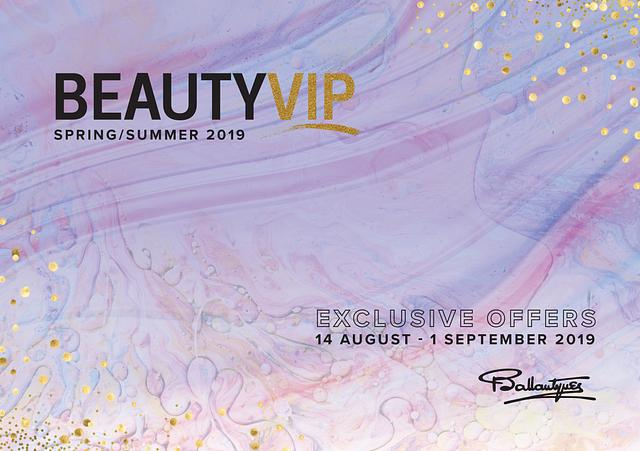 Ballantynes Beauty VIP Spring 2019