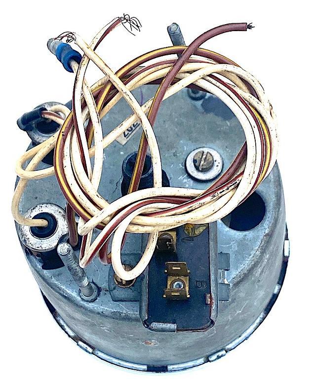 Vintage Smiths Speedometer 4214/00 1248