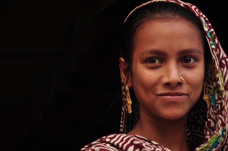 Young Bangladeshi Woman
