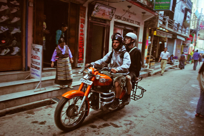 The Little Lhasa - Mcleodganj