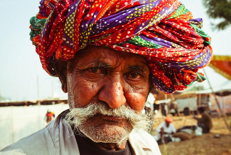 Desert comes alive  - Pushkar