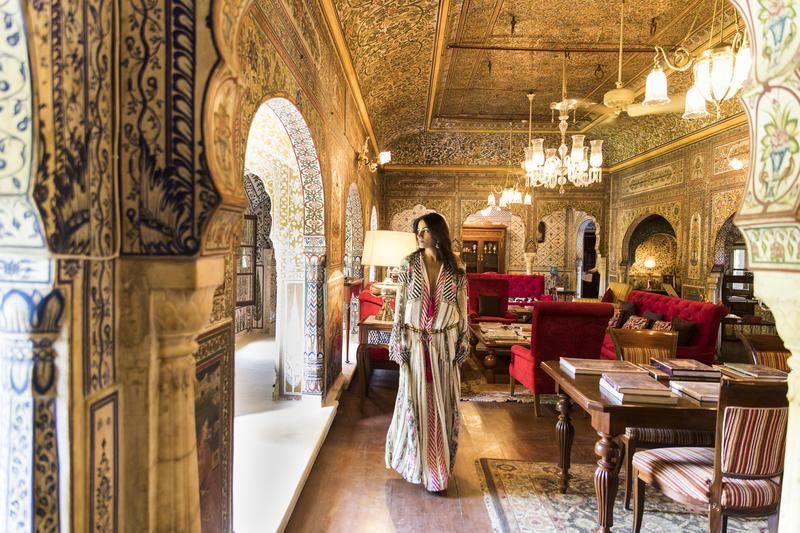 Porter Magazine - A Passage to India