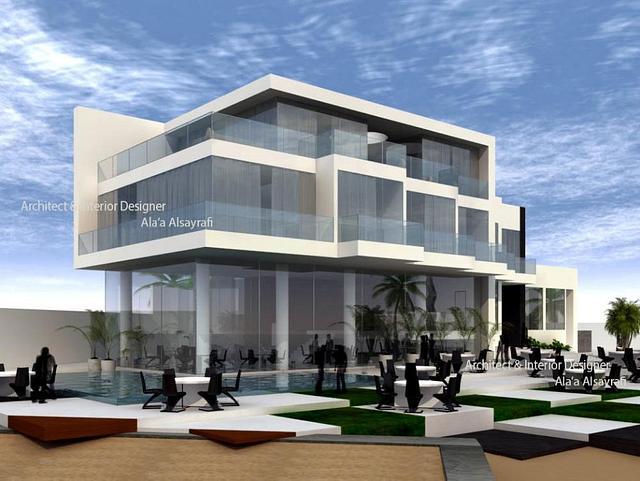 Luxurious Beach House – Jeddah
