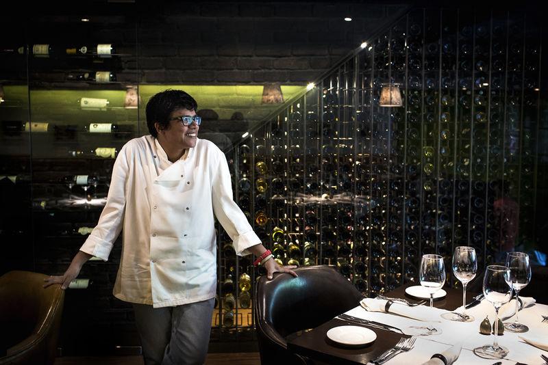 Ritu Dalmia | Chef & restauranteur