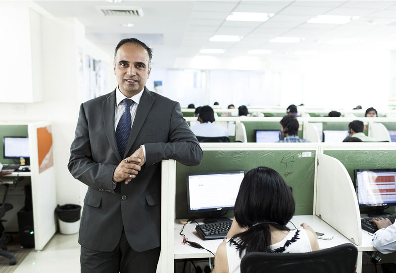 Yahish Dahiya | CEO policy bazar