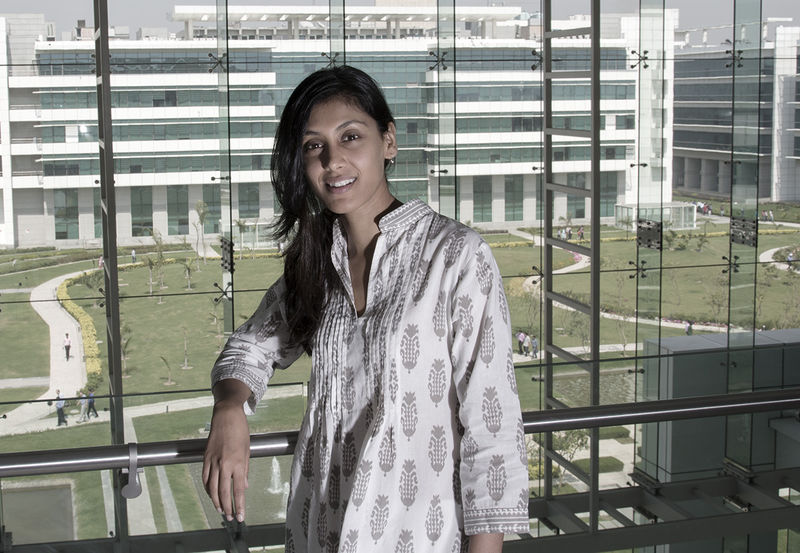 Roshni Nadar | CEO, HCL Corporation