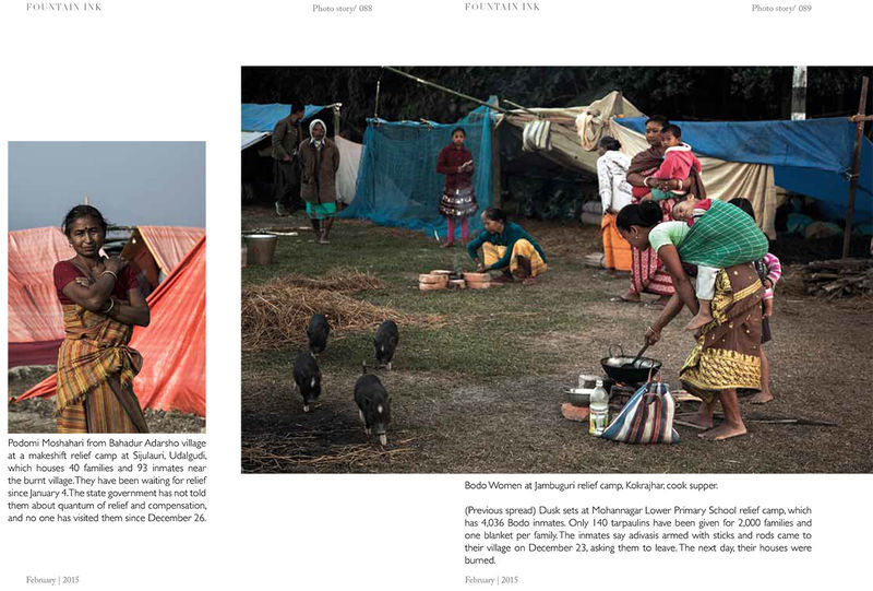 Blood in Bodoland - Dec 2014 NDFB Massacre of the Adivasis