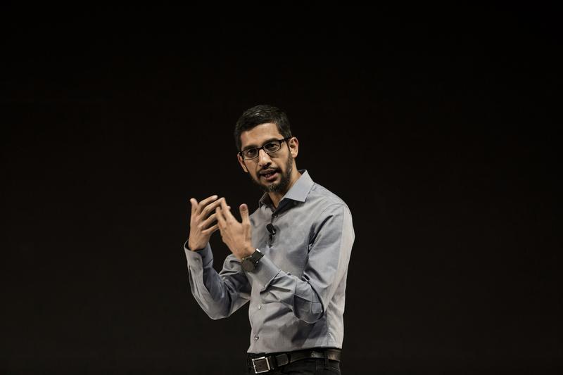 Sundar Pichai | CEO Google