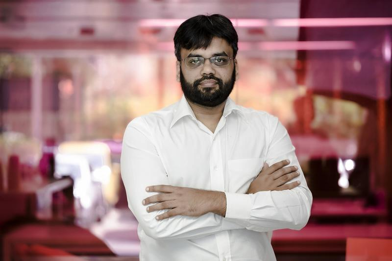 Rajesh Garg | CEO Rivigo