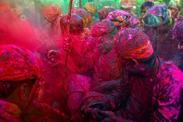 Festival of Colours: Braj Holi