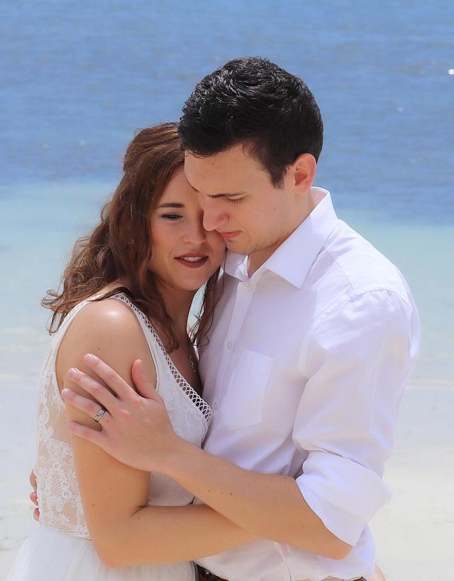 Jaco and Taytum Woest Wedding