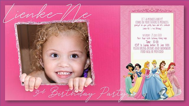 Lienke Ne 3rd Birthday