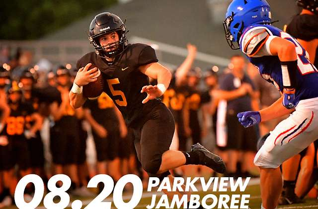 Parkview Football Jamboree