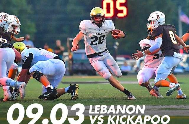 09.03 Lebanon vs Kickapoo