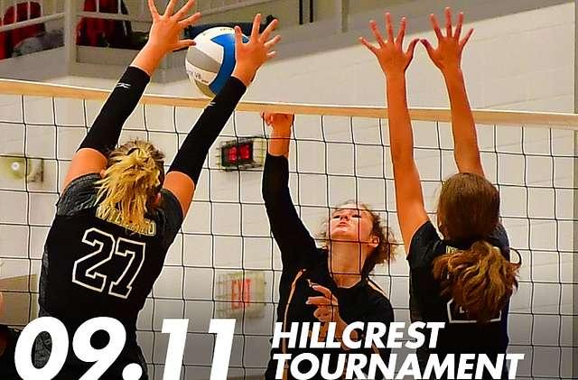 09.11 Hillcrest Volleyball Tournament