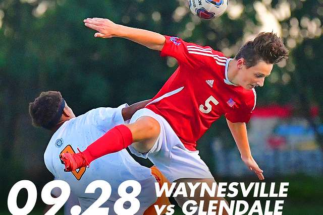 09.28 Waynesville vs Glendale