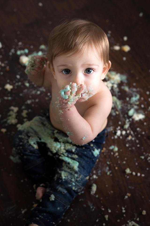 CAKE SMASH/1st BIRTHDAY
