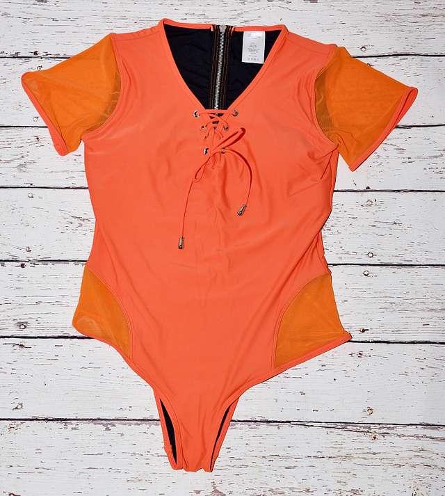 Lacie-Tangerine