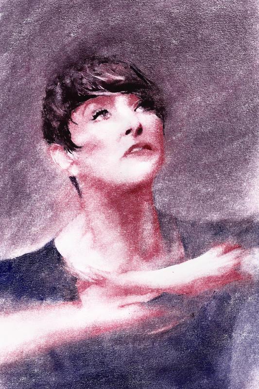 Prima Ballerina Stephanie Herman_Portrait