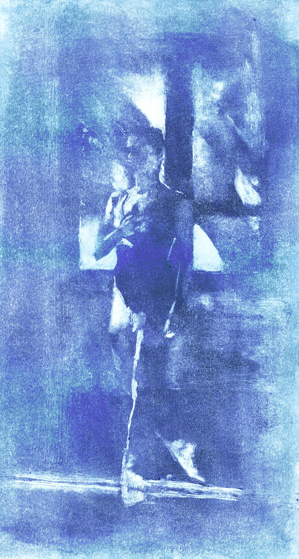 Rehearsal, Blue