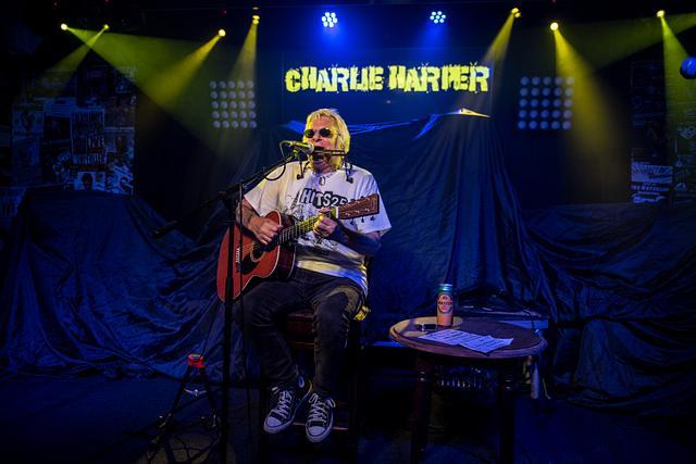 Charlie Harper (UK Subs)