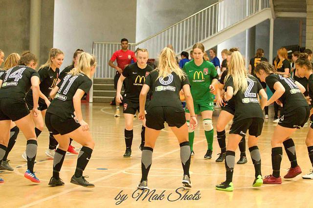 Canterbury United Pride Futsal