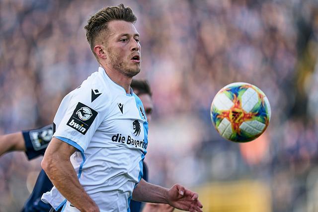 2020-02-08-_3. Liga TSV 1860 München - SV Waldhof Mannheim