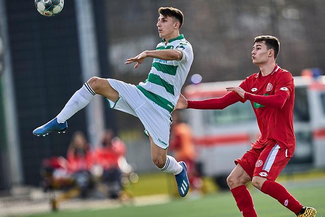2020-02-15-U19-Bundesliga-SpVgg Greuther Fürth - 1. FSV Mainz